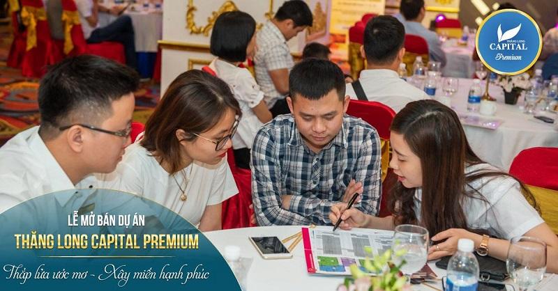 Mở bán đợt cuối dự án Thăng Long Capital Premium: CĐT tung quỹ căn đẹp cùng nhiều ưu đãi khủng