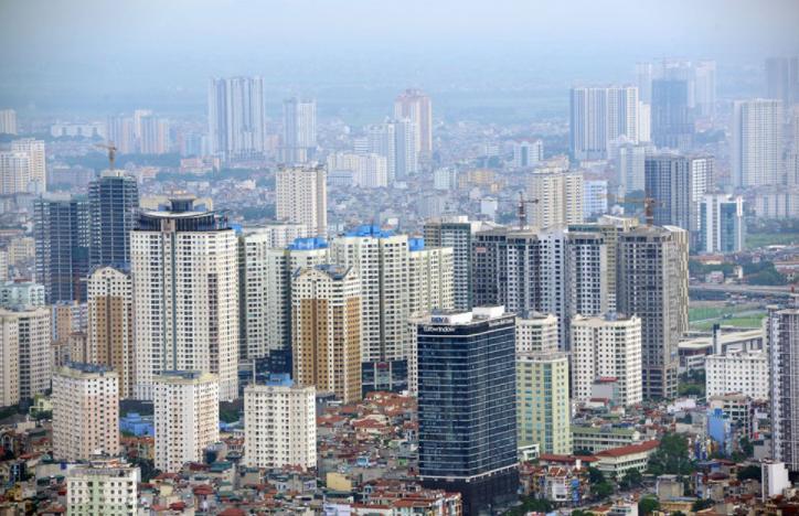 CBRE: Giá chung cư Hà Nội sẽ có xu hướng tăng tiếp trong thời gian tới