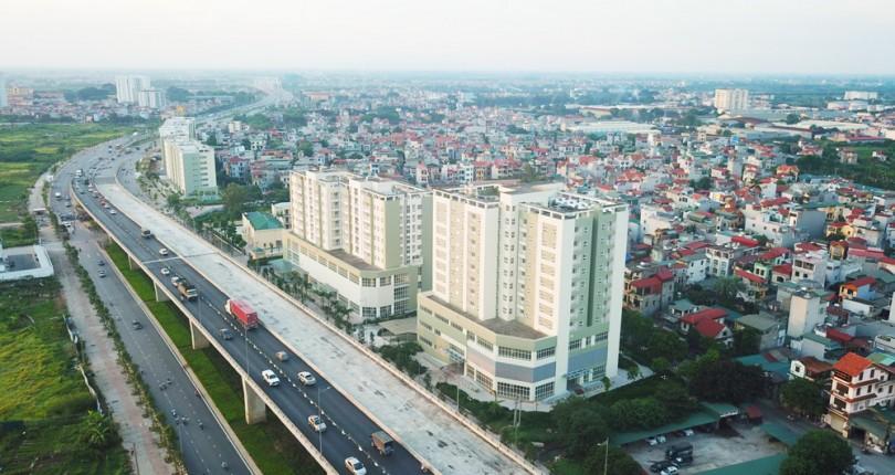 Long Biên quyết liệt nâng cấp hạ tầng ngày một hiện đại