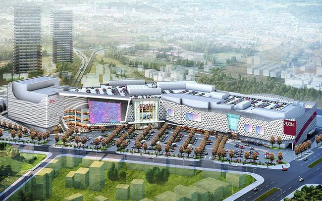 Thăng Long Capital hưởng lợi trực tiếp từ Aeon Mall Hà Đông