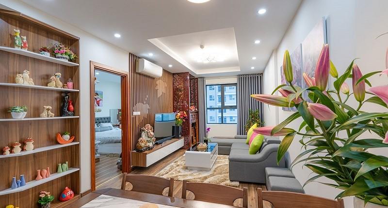 Môi trường sống – tiêu chí hàng đầu để lựa chọn căn hộ chung cư