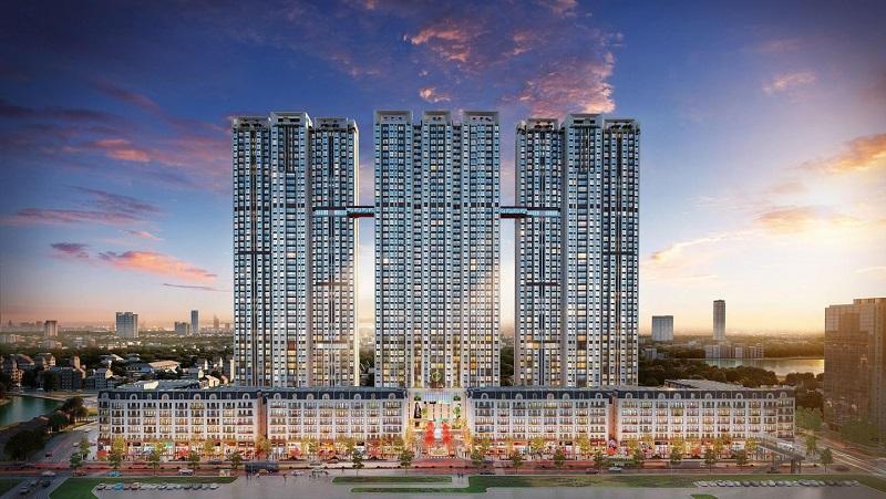 Bất chấp thị trường cạnh tranh, dự án kiến trúc xanh vẫn lên ngôi