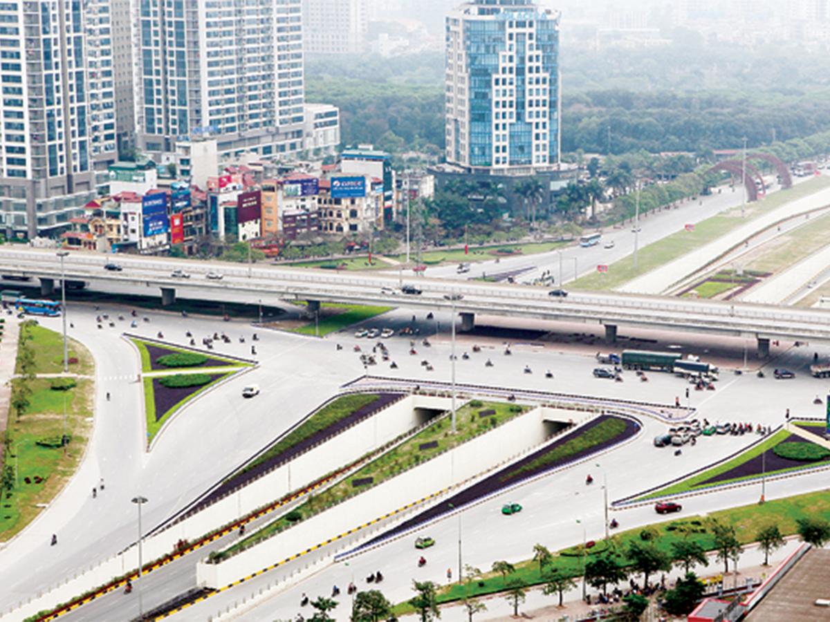 Bất động sản Hà Đông: Sức hút từ hạ tầng giao thông và tiện ích xã hội