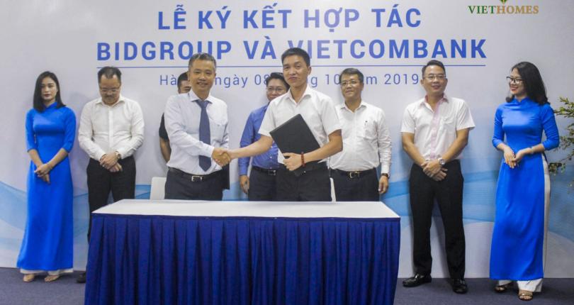 Ngân hàng Vietcombank hỗ trợ vay vốn dự án BID Residence