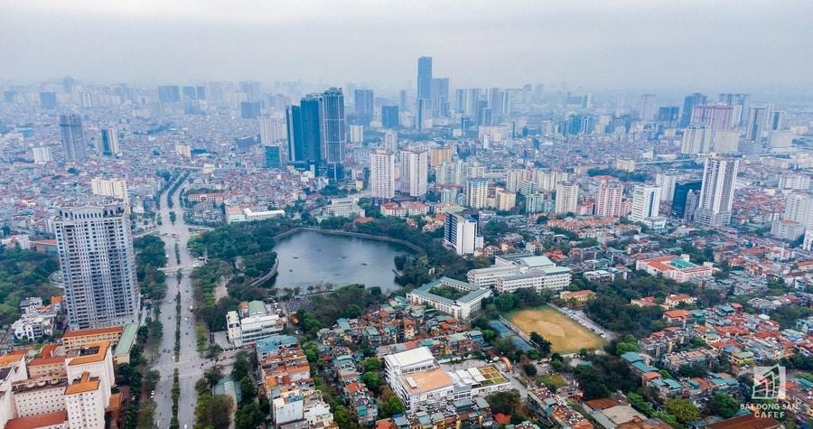 Nguồn hàng chung cư mới của Hà Nội đang tập trung ở khu vực nào?