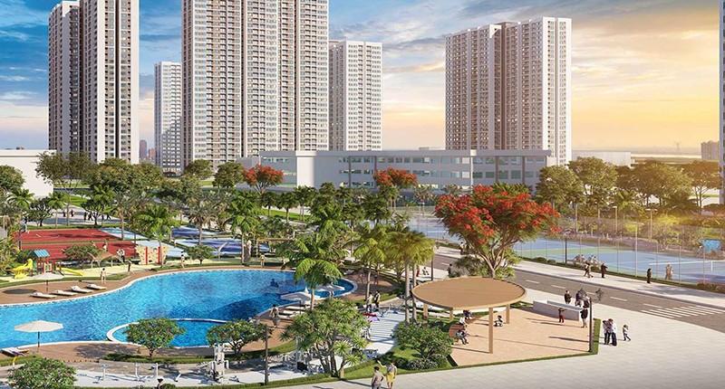 Vingroup ra mắt khu đô thị thông minh Vinhomes Smart City