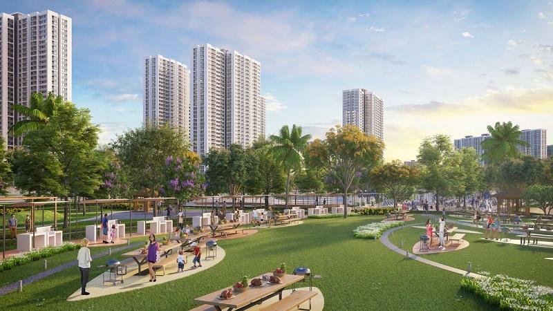 Vinhomes Smart City: Tâm điểm hút dòng tiền đầu tư phía Tây thủ đô