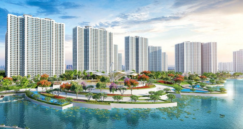 The Sapphire 3 Vinhomes Smart City gây sốt khi vừa ra mắt