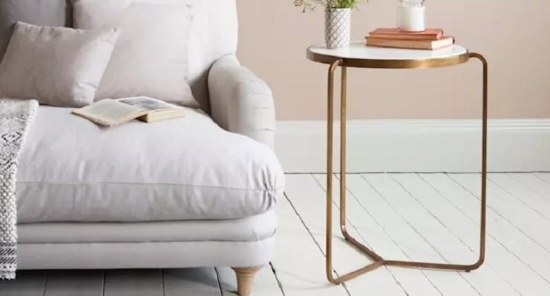Dự đoán xu hướng bàn trà tinh tế dành cho phòng khách nhỏ năm 2020