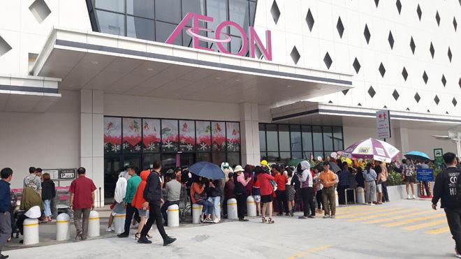 Rộn ràng khai trương Aeon Mall Hà Đông – Trung tâm thương mại lớn nhất miền Bắc