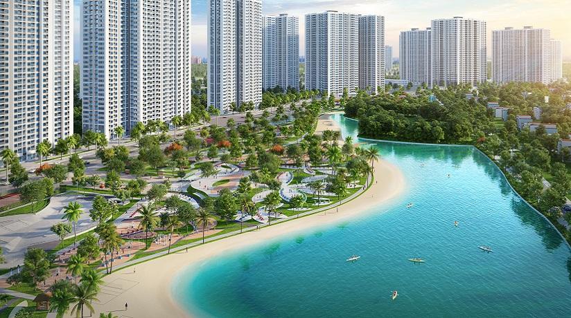 Chung cư phía Tây Hà Nội: Căn hộ phân khúc trung, cao cấp dẫn dắt thị trường