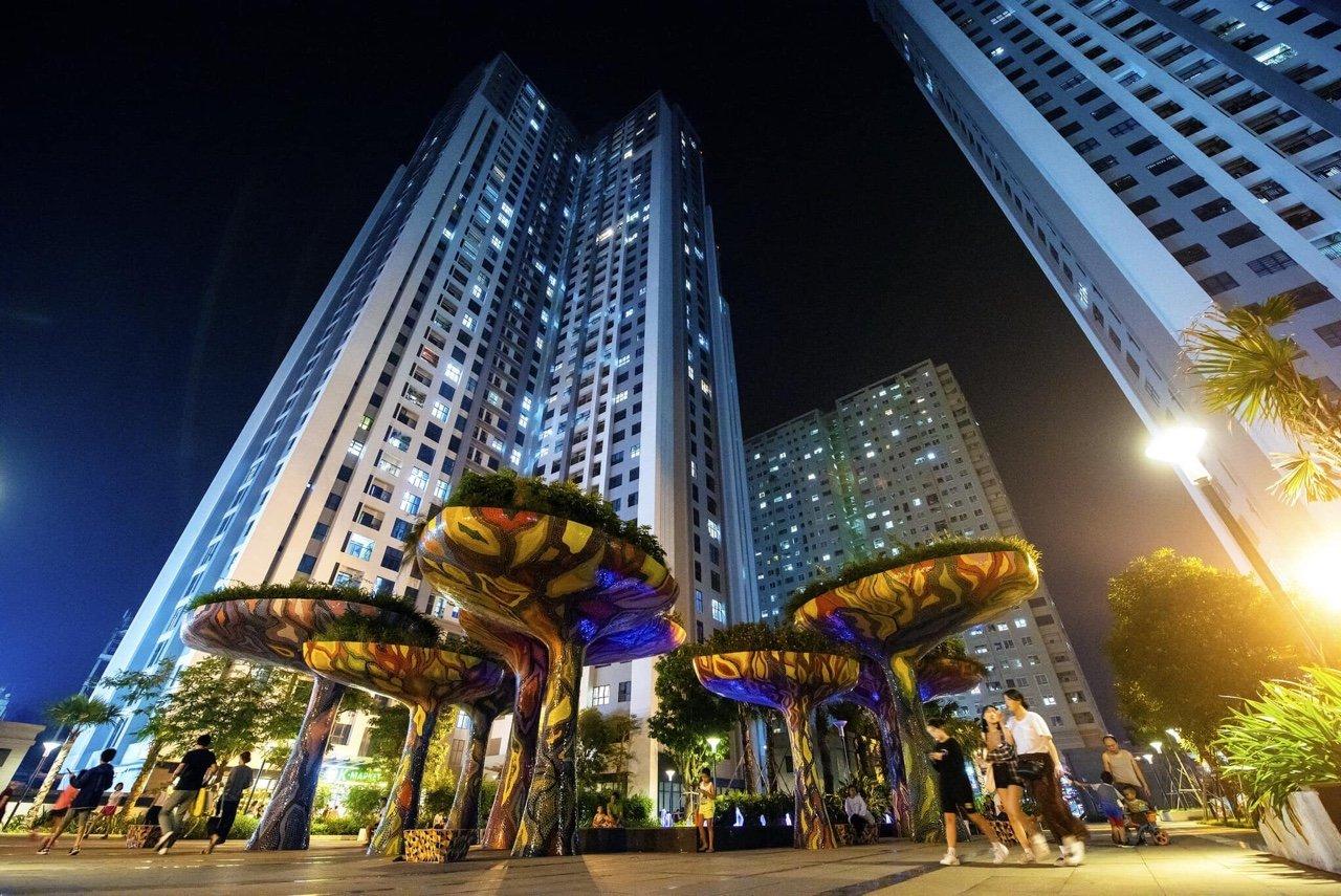 Phong cách sống như Singapore tại TNR Goldmark City