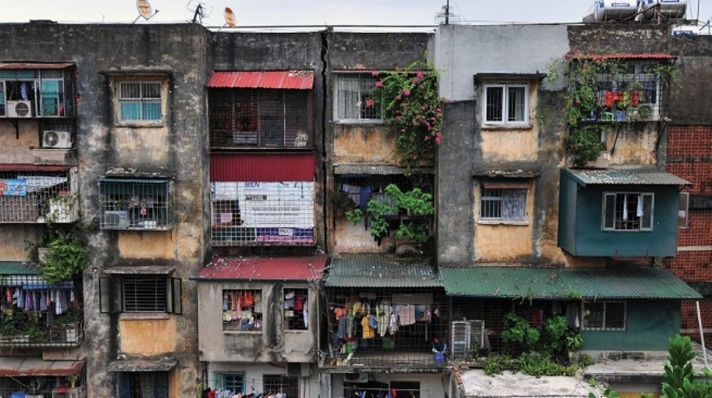 """Phải chăng việc cải tạo chung cư cũ tại Hà Nội đang là """"miếng bánh ngon""""?"""