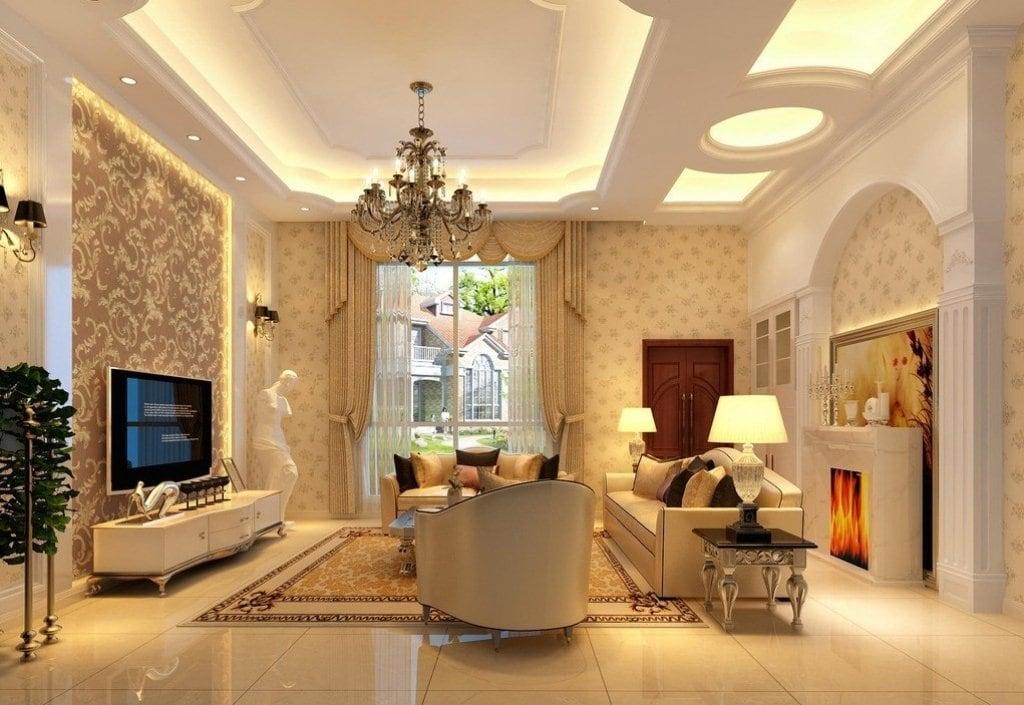 Tìm hiểu về phong cách thiết kế nội thất cổ điển