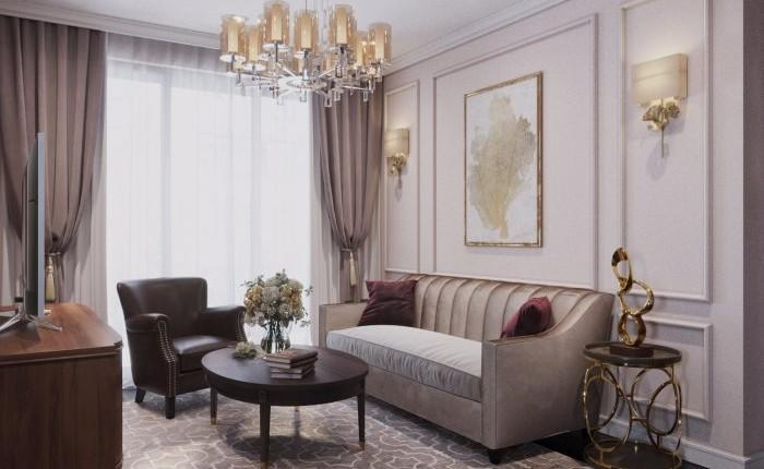 7 lời khuyên thiết kế nội thất phong cách bán cổ điển quan trọng nhất
