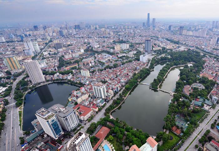 Hà Nội phê duyệt đề án đầu tư xây dựng 4 huyện thành quận đến năm 2025