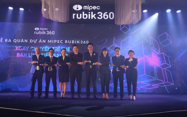 """Hơn 1000 """"chiến binh"""" tham dự lễ ra quân dự án Mipec Rubik360"""