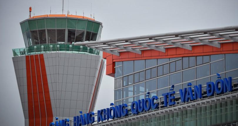 """Sân bay Vân Đồn giảm giá hàng loạt đường bay- Quảng Ninh tạo """"lực hút"""" từ chính sách ưu đãi"""