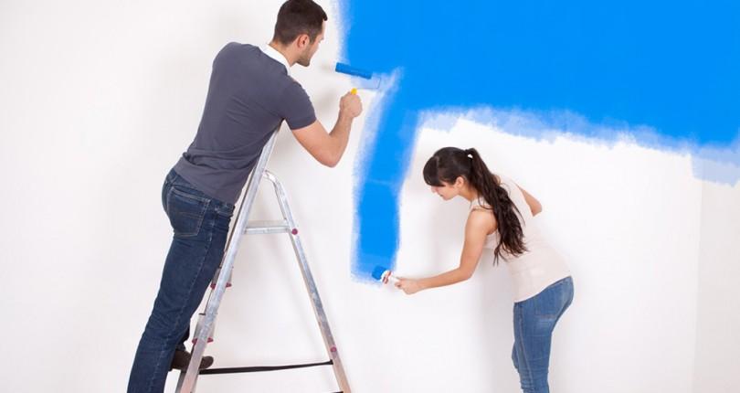 """Những lưu ý """"vàng"""" để việc sơn, sửa nhà cuối năm mang lại vượng khí"""