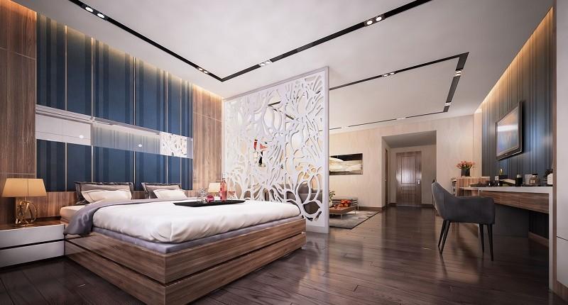 Thiết kế nội thất chung cư sang trọng cho các tín đồ yêu thích sự đơn giản