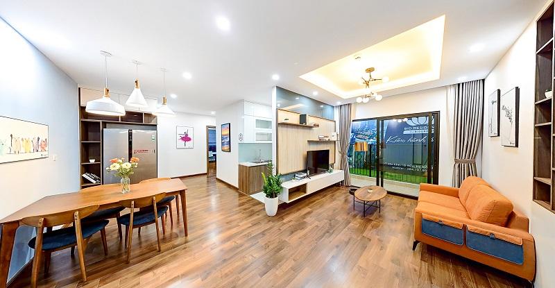 Khám phá trọn vẹn căn hộ mẫu dự án BID Residence