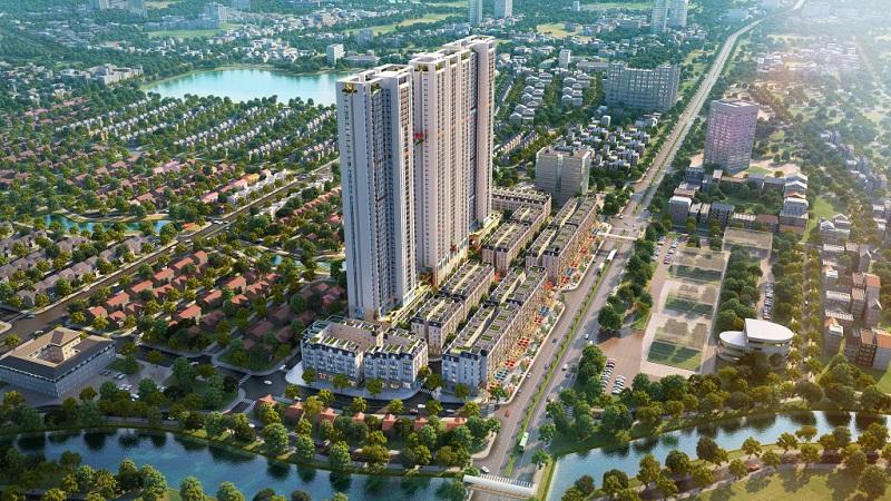 Văn Phú – Invest duyệt nhà thầu dự án The Terra An Hưng