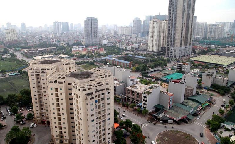 Bất động sản Hà Nội bất ngờ tăng giá