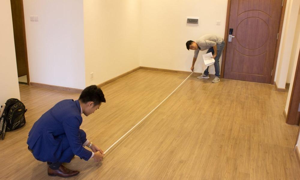 Kinh nghiệm kiểm tra nhà khi nhận bàn giao căn hộ chung cư