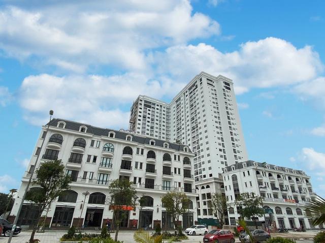 Dự án sắp bàn giao ở trung tâm Long Biên hút khách ở thực