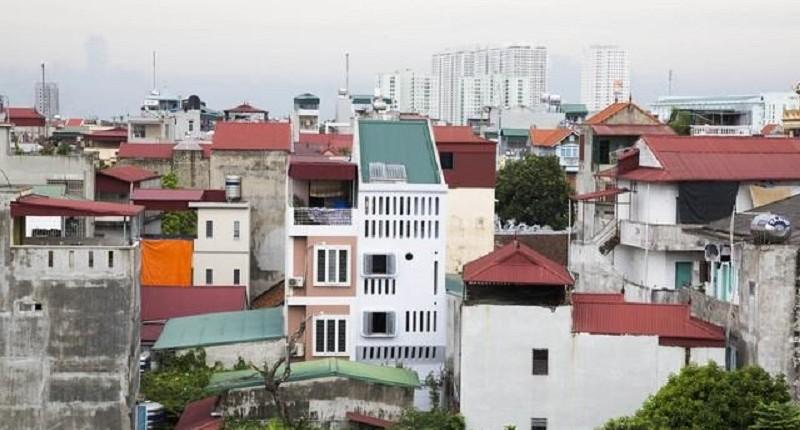 Giá nhà trong ngõ Hà Nội có xu hướng giảm