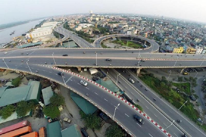 Xây cầu Vĩnh Tuy thứ hai bắc qua sông Hồng