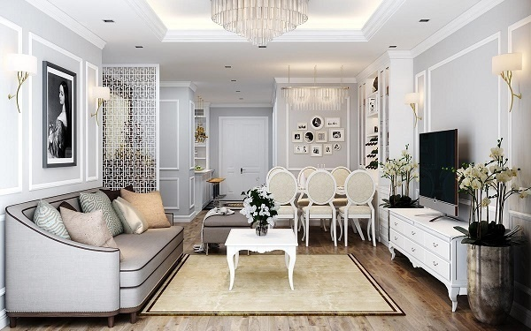 Đâu là phong cách thiết kế nội thất đang làm mưa làm gió năm 2020 ?