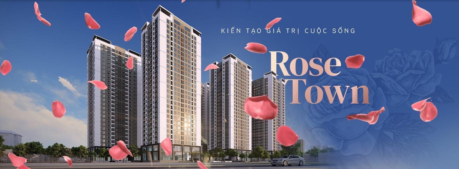Giải mã sức hút của dự án Rose Town Ngọc Hồi