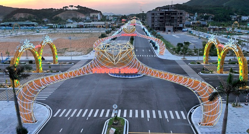 Đón sóng quy hoạch dự án Phương Đông Vân Đồn hút khách mua