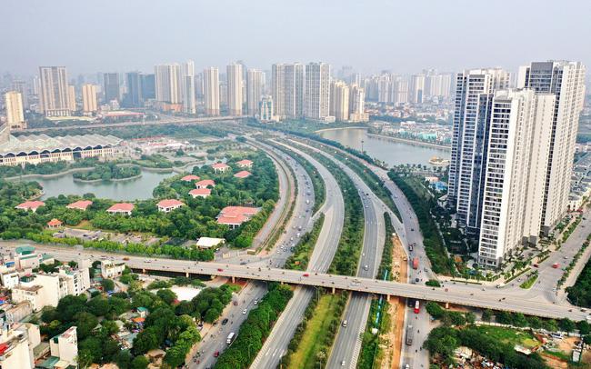 Vì sao bất động sản phía Tây Hà Nội ngày càng hút khách?