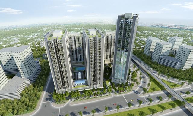 Phúc Hà Group sắp ra mắt tòa căn hộ mới phía tây Hà Nội