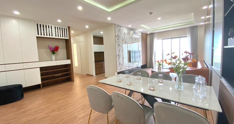 Sang trọng và hiện đại, căn hộ mẫu dự án Epic's Home tạo ấn tượng mạnh với khách hàng
