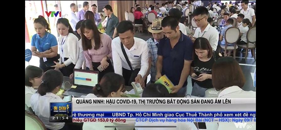 Phương Đông Vân Đồn đón đà phục hồi thị trường