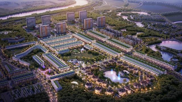 Kosy City Beat Thai Nguyen giải bài toán thiếu khu đô thị hiện đại