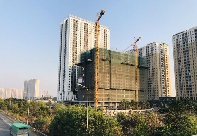 T4 Thăng Long Capital cập nhật tiến độ xây dựng tháng 1/2021