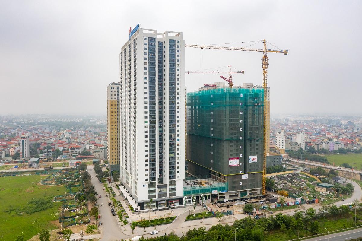 Thị trường BĐS Hà Nội đang đón nhà đầu tư trở về sau một thời gian dài Nam tiến