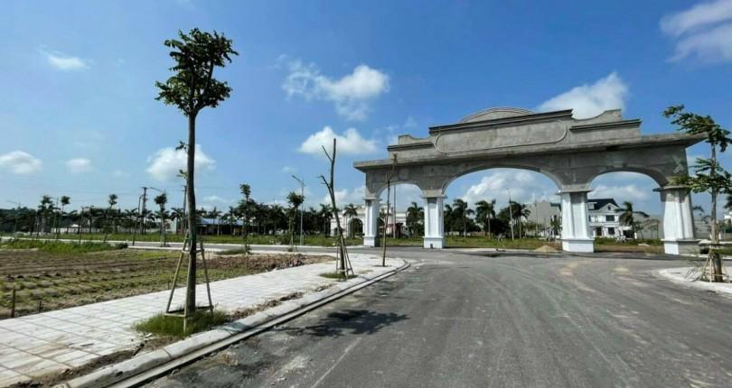 Đất nền Tiền Hải Center City hưởng lợi kép từ đà phát triển công nghiệp và du lịch