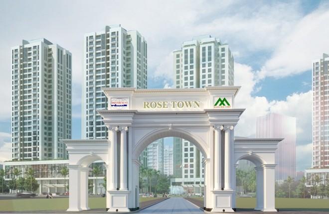 Rose Town mở ra cơ hội sở hữu nhà cho các gia đình trẻ