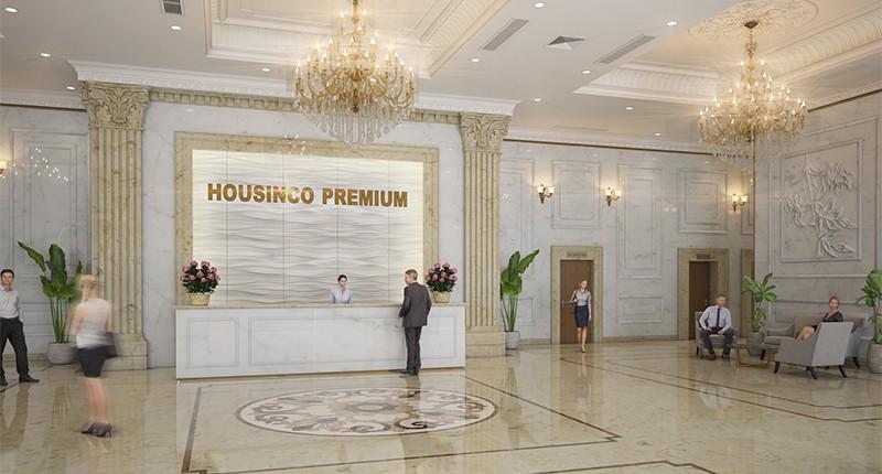 """Đường Nguyễn Xiển cạn nguồn cung, Housinco Premium thành """"của hiếm"""""""