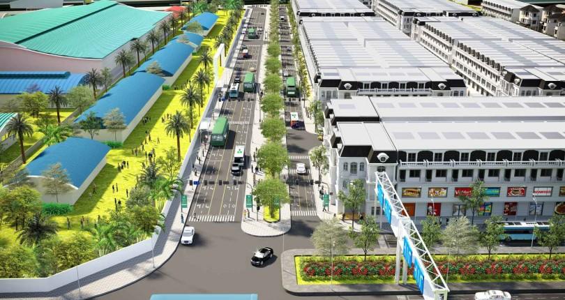 Đất nền Tiền Hải Center City hút khách nhờ pháp lý sạch và hạ tầng hoàn thiện