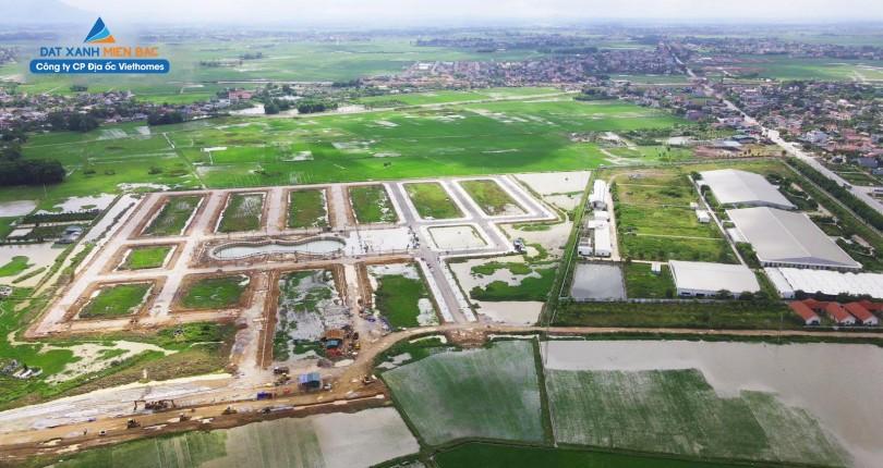 Khu dân cư mới Đồng Nam – Hút nhà đầu tư nhờ tiềm năng hiếm có