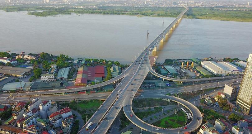 Hạ tầng nghìn tỷ khơi thông mạch thịnh vượng cho khu Đông Hà Nội